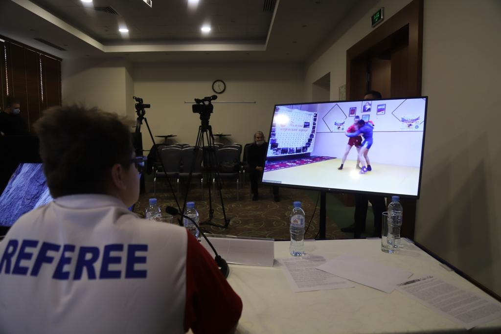 Состоялся онлайн-турнир по самбо!