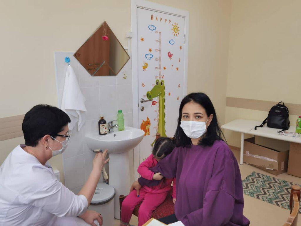 26 марта в рамках Международного дня борьбы с эпилепсией в консультативно — диагностическом поликлиническом отделении нашей больницы прошел День открытых дверей